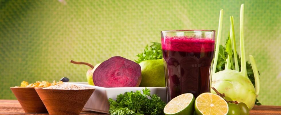 Dieta purificante: i cibi da preferire