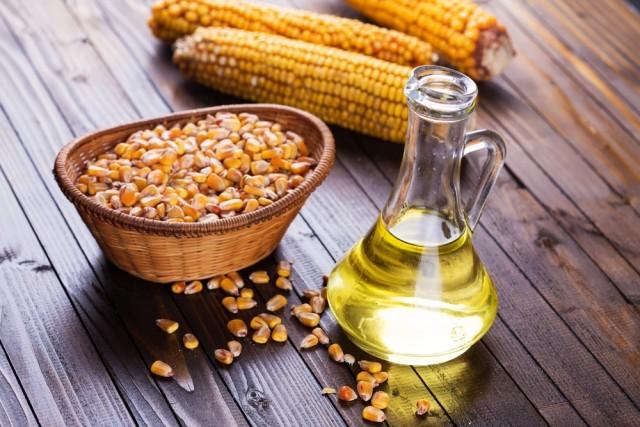 olio di mais