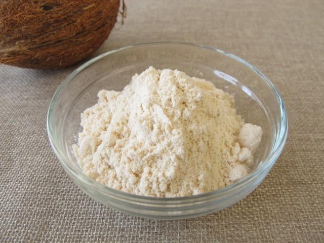 farina di cocco