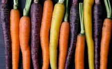 L'arcobaleno nel piatto: i colori del cibo