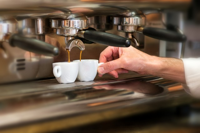 macchina da espresso