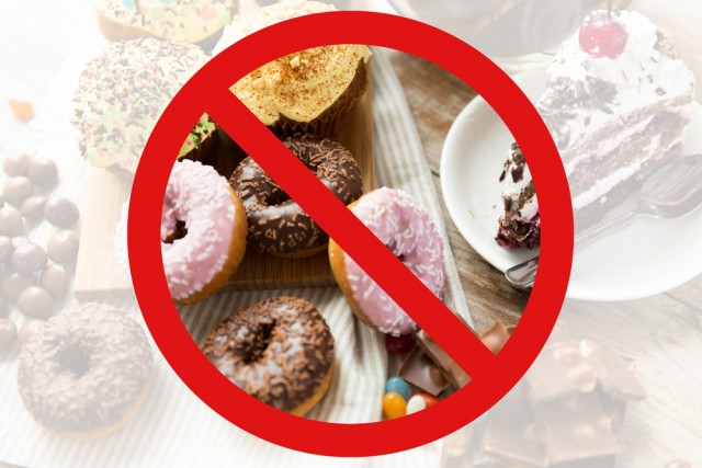 no carboidrati e zuccheri