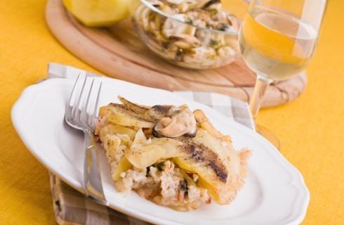 7 modi di rovinare patate, riso e cozze