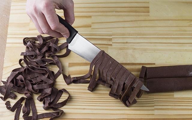tagliatelle al cacao step4