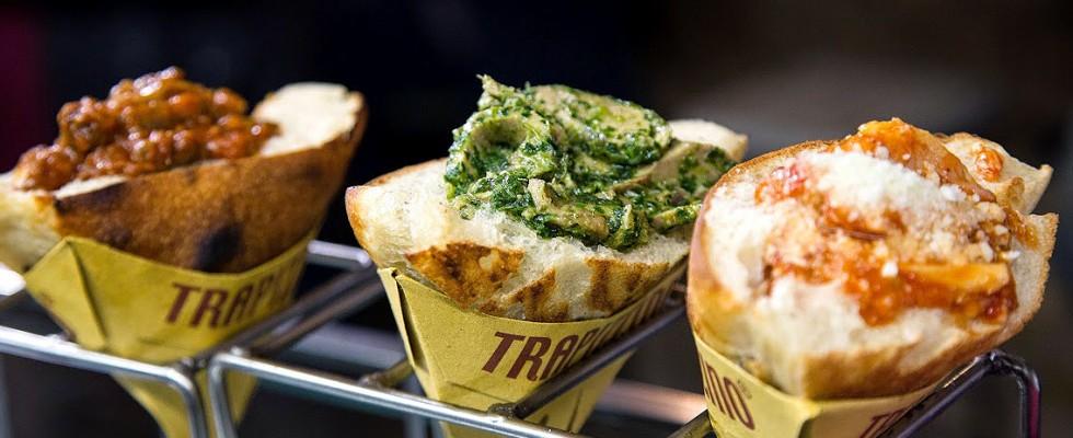 Trapizzino: il re dello street food arriva in Giappone