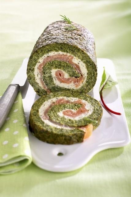 019 - rotolo di spinaci e salmone