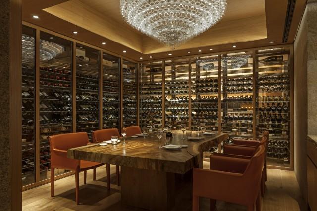 08- ZUMA Rome Wine Cellar 4th floor (1)-min