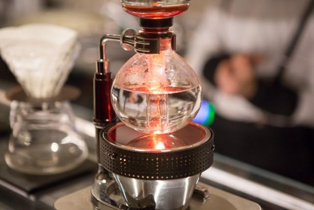 Caffè estrazione
