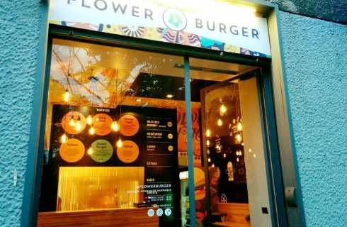 Flower Burger, Milano