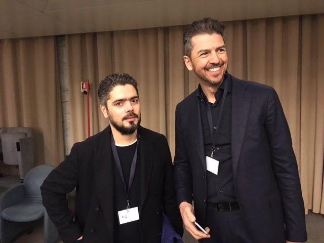 Matteo Baronetto e Andrea Berton