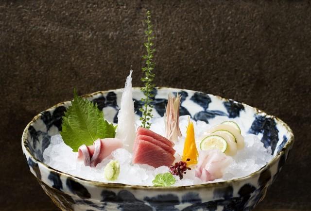 Sashimi Platter-min