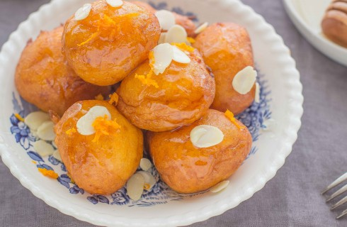 Frittelle di patate dolci, golose