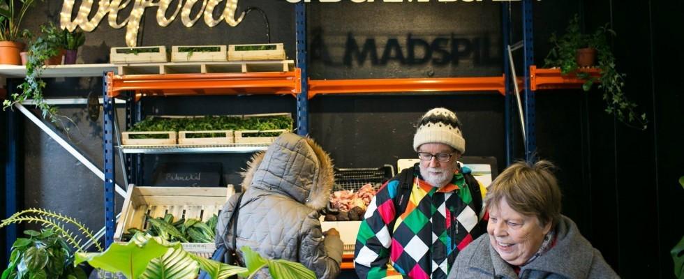 WeFood: il primo supermercato del cibo scaduto