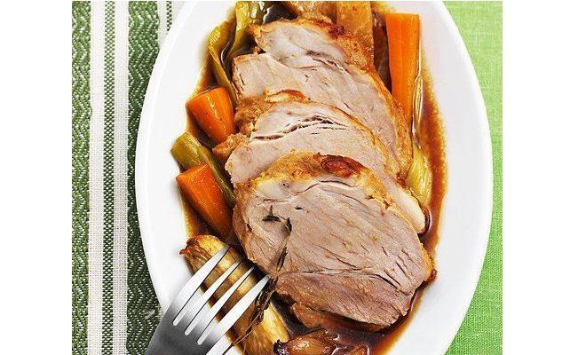 L'arrosto con le carote da fare con la ricetta facile