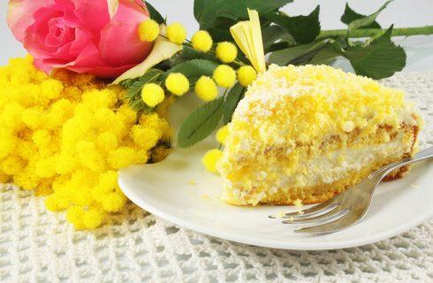 Come fare la bagna per la torta mimosa per la Festa delle Donne