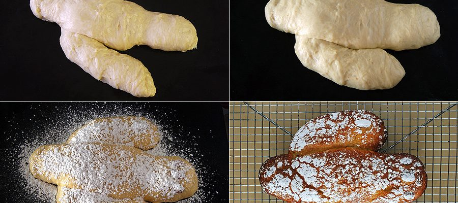 Come fare le colombine pasquali con la ricetta facile