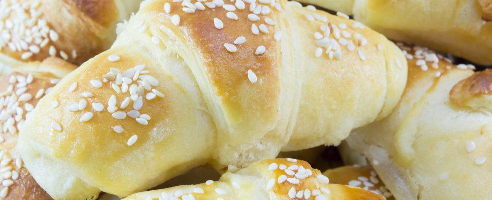 La pasta per i croissant, ecco la ricetta da seguire