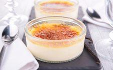 La crema catalana al cioccolato bianco con la ricetta golosa