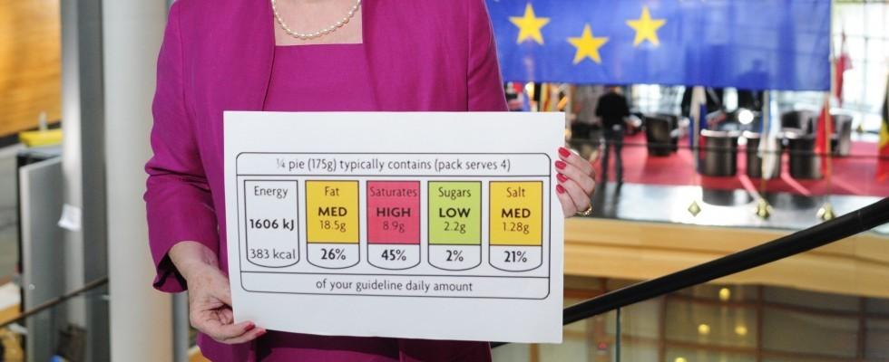 Regno Unito: l'etichetta a semaforo penalizza l'Italia