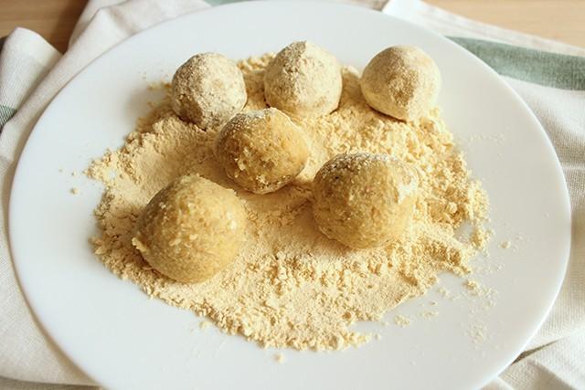 felafel di quinoa foto5
