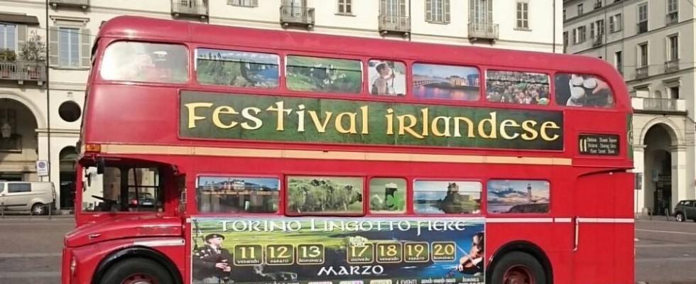 A Torino le tradizioni irlandesi di San Patrizio