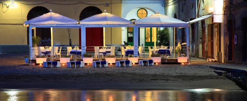 Al Ghibli on the Beach, Sorrento
