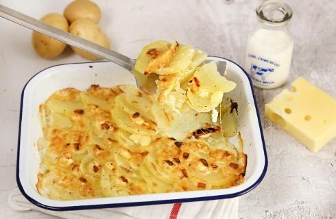 Patate alla savoiarda, ricetta piemontese