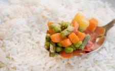 Il riso alla cantonese con la ricetta vegan