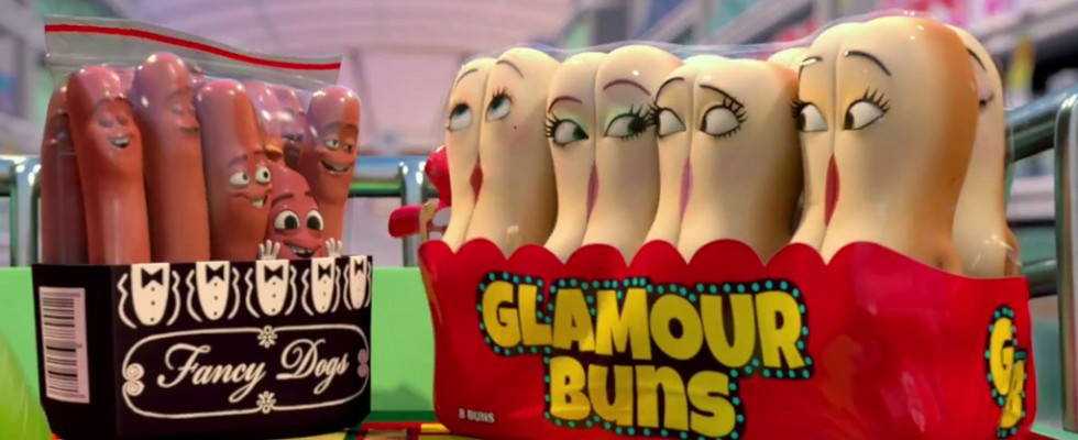 Sausage Party: il cartoon politicamente scorretto