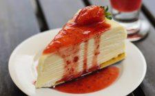 Lo sciroppo di fragole con la ricetta da usare nelle torte