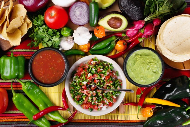 ingredienti messicani