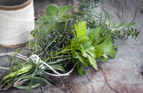 Come comporre un bouquet garni