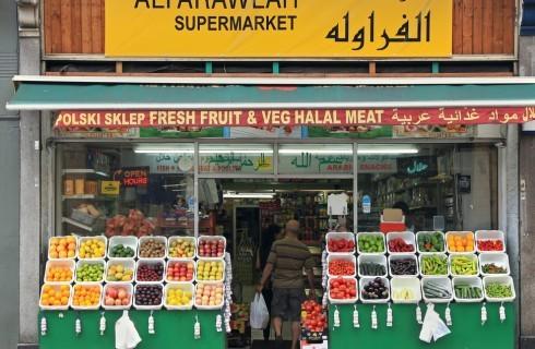 Cucina e cibo halal: cosa ancora non sapete