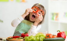 Bambini: l'alimentazione vegana fa bene?