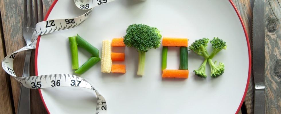 Dieta detox per il fegato: i cibi da preferire
