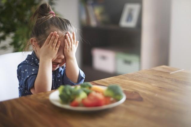 bambini verdura