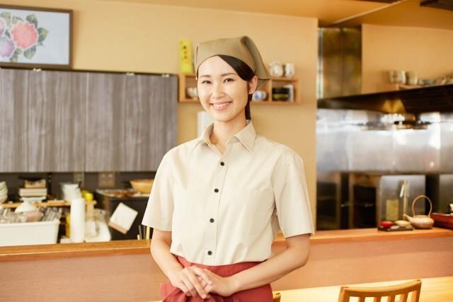 cameriera giapponese