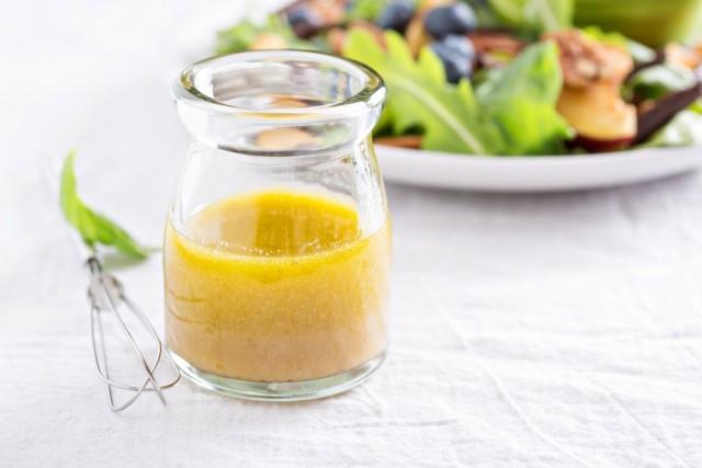 vinaigrette alla senape
