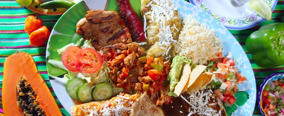 Sapori e colori forti: la cucina messicana