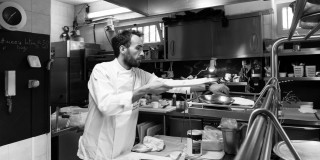 Francesco Sposito: dalle minestre alle forme della pasta