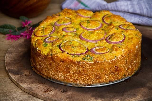 torta cavolfiore