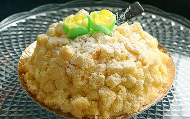 La torta zuccotto alla mimosa per festeggiare le Donne