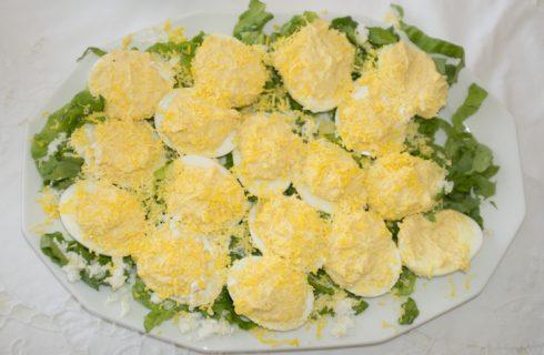 Le uova mimosa per la Festa delle Donne: ecco la ricetta