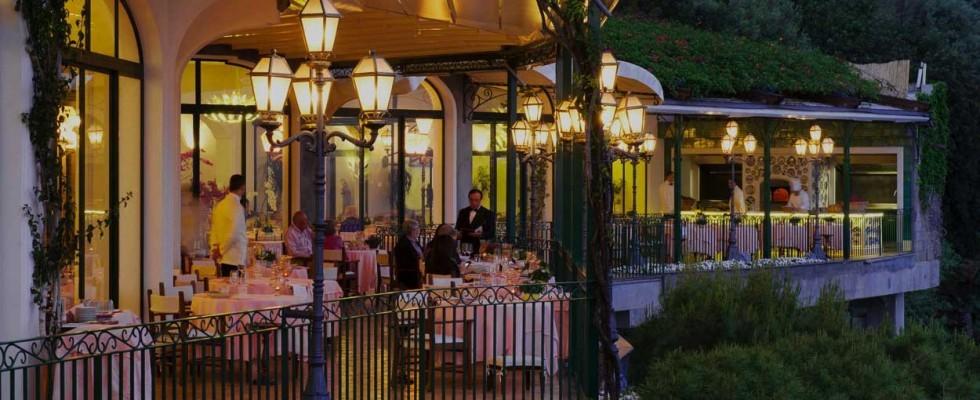 Zass dell'Hotel San Pietro, Positano