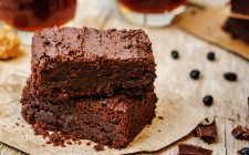 Brownies al microonde, facili