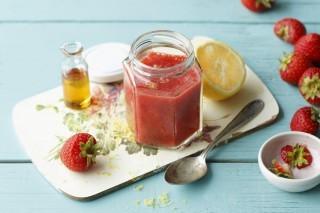 Salsa di fragole: provatela sul gelato