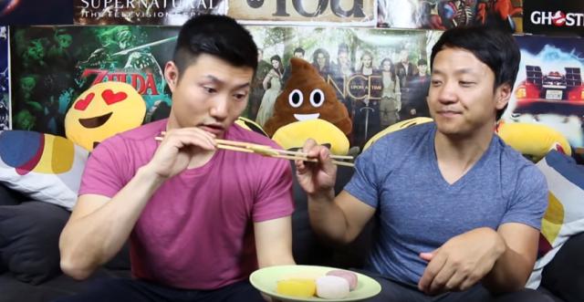 5 non passare cibo da bacchetta a bacchetta