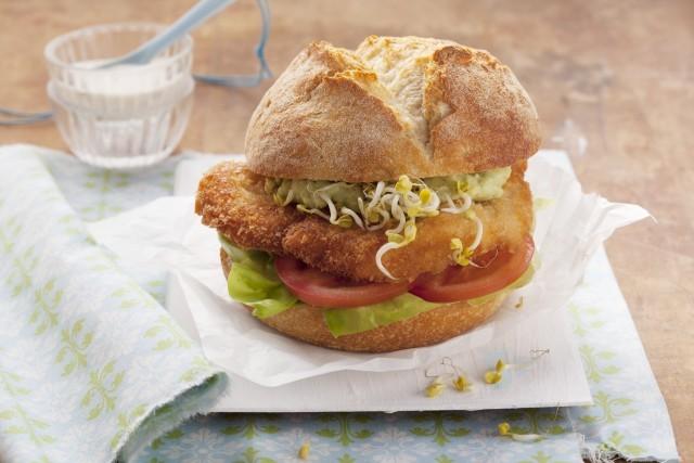 56 - fish burger