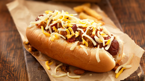 Chili-Cheese Dog