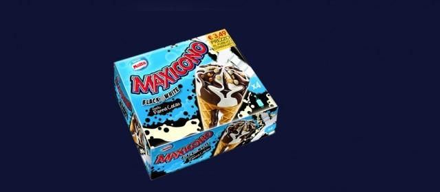 Maxicono black&white